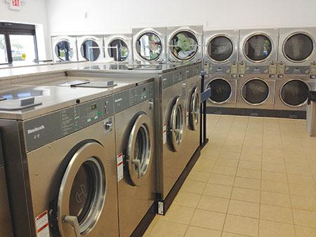 huebsch coin laundry equipment