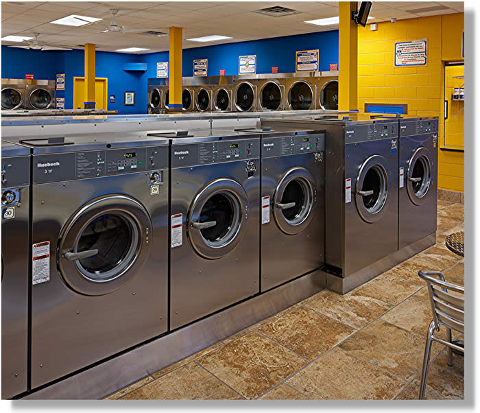 Ace Commercial Laundry Equipment Inc