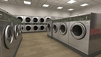 washer equipment for laundry la habra