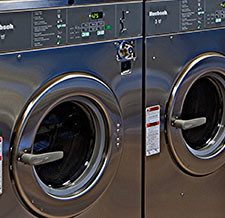 coin op laundry equipments irvine