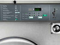commercial huebsch laundry products galaxy controls eboost technology anaheim