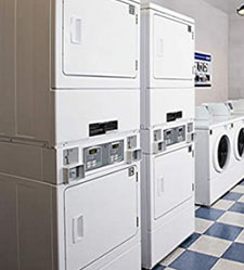 front load washer multi housing commercial laundry equipment costa mesa