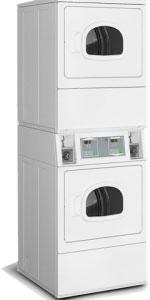 huebsch commercial gas stack apartment dryer HSGBCAGW113TW01 santa ana