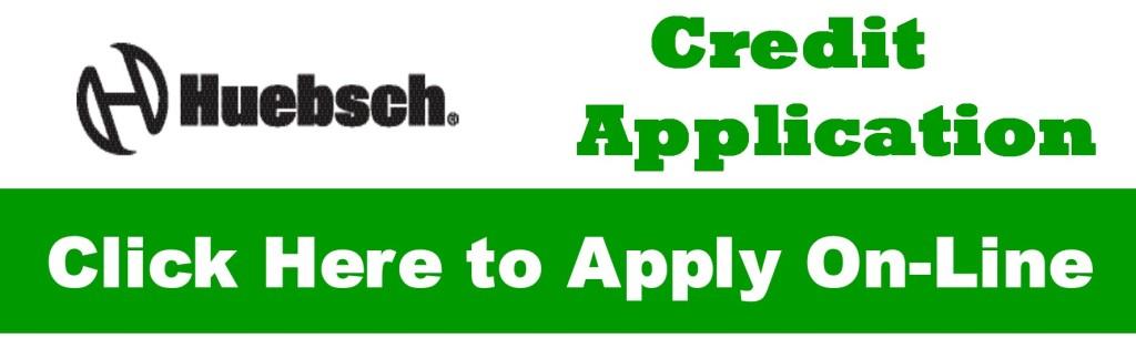 Huebsch Credit Application
