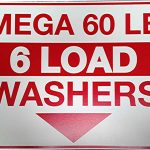 Mega 60 Lb 6 Load Washers Supply