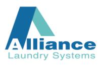 Alliance Commercial Laundry Parts